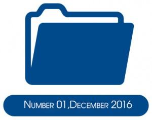 No 1 , Dec 2016